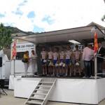 remise de prix tour cycliste haute provence